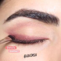 Smokey Eye Makeup Video, Makeup Eye Looks, Dramatic Eye Makeup, Eye Makeup Steps, Eye Makeup Art, Aesthetic Eyes, Aesthetic Makeup, Grunge Eye Makeup, Maquillage On Fleek