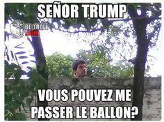 Je peux récupérer mon ballon s'vous plaît ? - Be-troll - vidéos humour, actualité insolite