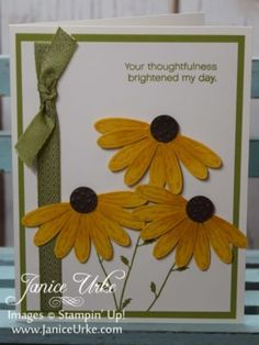 Delightful Daisy - Stampin' Up!