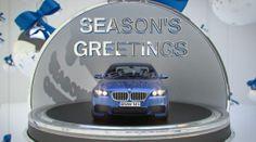 Happy Holidays from Cain BMW! #BMW #Snowglobe #HappyHolidays