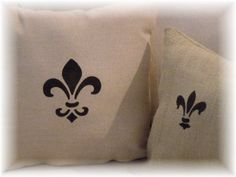 Musings From A French Cottage: Another Fun Pillow Project for You