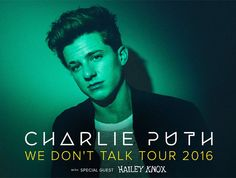 Charlie Puth has been super busy since the last time we talked to him. In…