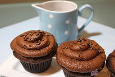 malted chocolate buttercream frosting