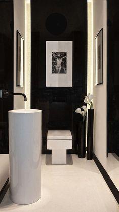 Bagni Moderni Bianchi E Neri.115 Fantastiche Immagini Su Bagno Moderno Nel 2019 Bathroom Modern