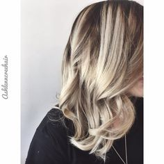Platinum Ombre by #redken #ashlenncreehair