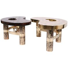 Coffee Table Beann, Etched Brass and Fractal Resin, Designed by Arriau #interiordesign #luxurydesign #luxuryfurniture #coffeetables #luxuriousdiningtables #tables #bocadolobo #famousbrands #living room #thelivingroom #sittingroom #exclusivedesign #interiodesigners #designideas #luxurybrands #expensivebrands #luxuriouslifestyle #projectsandinteriors #interiors #thecoffeetable #moderncoffeetables #famouscoffeetables #expensivecoffeetables #centertables #moderncentertables #luxurycentertables…