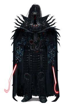 ArtStation - Darth Vader Redesigns, Chenthooran Nambiarooran