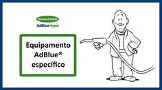 Por que razão deve utilizar equipamento de abastecimento AdBlue específico?