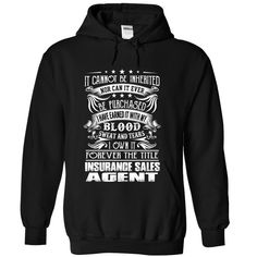 Insurance Sales Agent - Job Title - Insurance Sales Agent Job Title Tshirts. ***How to Order *** 1. Select color 2. Click the ADD TO CART button 3. Select your Preferred Size Quantity and Color 4. CHECKOUT! If you want more awesome tees, you can use the SEARCH BOX and find your favorite. (Insurance Tshirts)
