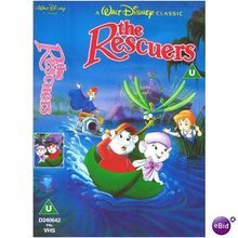 New Listing Started Walt Disney Classic: The Rescuers (Pal/Vhs) £0.37