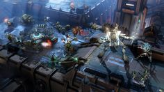 Dawn of War III will have a last-minute multiplayer beta: Juuust ahead of launch on April 27, Relic is holding a beta for Warhammer 40,000:…