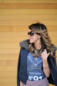 Have the best of both worlds in 2014 with blonde and brunette highlights! Come into for the look! Summer Brunette, Brunette Hair, Zooey Deschanel, Love Hair, Gorgeous Hair, Beautiful, Hair Colours 2014, Hair Colors, Summer Hairstyles