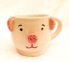 ¡Mirá nuestro producto! Si te gusta podés ayudarnos pinéandolo en alguno de tus tableros :) Animal Mugs, Deco, Tableware, Animals, Mugs, Creativity, Dinnerware, Animales, Animaux