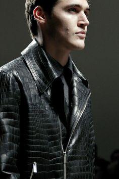 hermes crocodile moto jacket I really want this amazing jacket!!