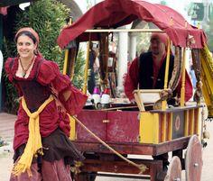 Mongering cart turned Gypsy Trinket cart?