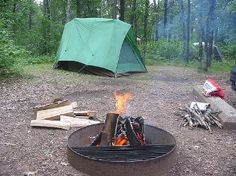 Minnesota camping is a great cheap vacation idea.