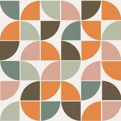 Shop Over 1 Million Fabric Designs | Spoonflower Mid Century Modern Fabric, Trailer Interior, All Design, Custom Fabric, Spoonflower, Fabric Design, Mid-century Modern, Craft Projects, Quilts