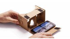 Google Cardboard - DIY VR Goggles