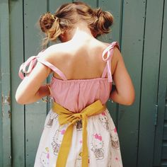 Misha Lulu - cute Hello Kitty dresses for little girls
