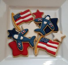 Air force retirement party for men Ideas Man Cookies, Iced Cookies, Cupcake Cookies, Sugar Cookies, Birthday Cookies, Air Force Birthday, Party On Garth, New Year's Eve Cocktails, Kids Party Themes