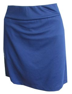 """Need golf outfits? Here's our Palmetto (Batik Blue) EP New York Ladies 17.5"""" Pull On Golf Skort!! Check out more of these at #lorisgolfshoppe"""