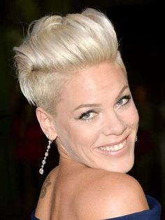 Blonde Ombre Short Hair   The Best Short Hairstyles for Women 2015