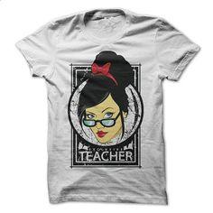 Teacher T-Shirt - #tshirt outfit #sweatshirt outfit. I WANT THIS => https://www.sunfrog.com/Funny/Teacher-T-Shirt.html?68278