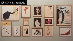 #Repost @ms_lauraugo  #renegruau #biennaledisegnorimini  #illustration  #rimini #MyBiennaleRN