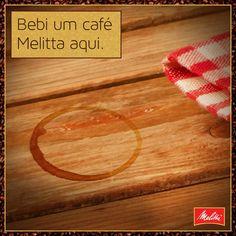 A marca registrada de quem ama um café quentinho.