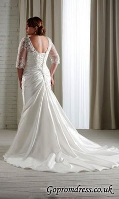 plus size wedding dresses No Matter what size you are all Bride's are Beautifull