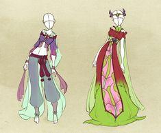 :: Commission Outfit 32 :: by VioletKy.deviantart.com on @DeviantArt