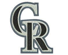 "Colorado Rockies embroidery designs.  Colorado Rockies Logo. Formats: CSD, DST, EXP, HUS, JEF, PES, SHV, VIP, XXX, VP3,   Sizes: 2.63x3.13"", 3.15x3.76"", 3.94x4.69"" Price 2.50$   Contacts: provokator04@rambler.ru"