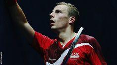 Glasgow 2014: Nick Matthew to face Peter Barker in semi-finals
