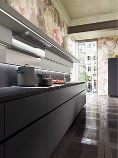 New Snaidero kitchen: Idea, Pininfarina design