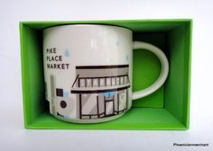 Starbucks You Are Here collection - Pike Place Market how did I miss this one? Getting this one next visit!