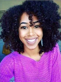 """naturalhairqueens: """"Natural Girls Are So Beautiful """""""