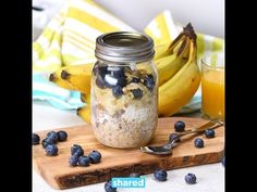 Flat Belly Overnight Oats Will Keep You Trim and Feeling Great