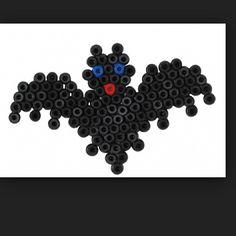 Halloween bat hama perler beads by meganjb123