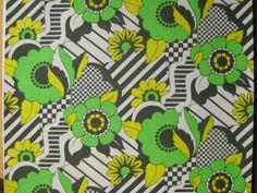 Danish seventies wallpaper