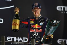 Sebastian Vettel Photos - F1 Grand Prix of Abu Dhabi - Zimbio