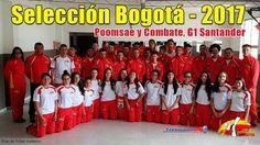 La Selección Bogotana de Taekwondo viaja a Bucaramanga para disputar el G1 y Open de Santander.