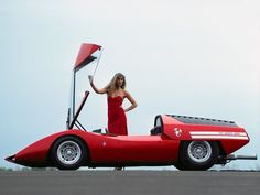 pinterest.com/fra411 #classic #car - 1969 Abarth_2000 concept by Pininfarina