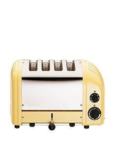 nice Dualit Classic 4-Slice Toaster