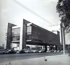 AHSP - Acervo fotográfico do Arquivo Histórico de São Paulo, masp 1970