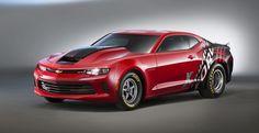 Фотография: Chevrolet представил на SEMA новый COPO Camaro
