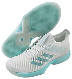 separation shoes 95326 4bd96 adidas Adizero Ubersonic 3 PAR Womens Tennis Shoes White Racket Racquet  CG6443 adidas Rackets,