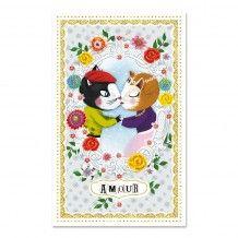 Cartes d'amour La Marelle - La Marelle En Ligne