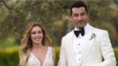 Kenan İmirzalıoğlu-Sinem Kobal çiftinin heyecanlandıran görüntüsü: Dört aylık evli olan Sinem Kobal ile Kenan İmirzalıoğlı cumartesi akşamı modacı Selma Çilek ile Sinan Çiftçi'nin Çırağan'daki görkemli düğününe katılmıştı.Sinem Kobal eşi Kenan İmirzalıoğlu'yla şıklık rüzgarı estirdiği gecede poz da verdi. Fotoğrafta İmirzalıoğlu'nun eşinin karnını tutarak poz ve...