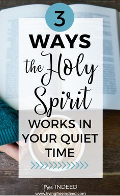 How the Holy Spirit Helps Your Bible Study Trinity Doctrine Bible Study Plans, Bible Study Guide, Christian Living, Christian Life, Christian Women, Christian Quotes, Spiritual Disciplines, Spiritual Practices, Bible Knowledge