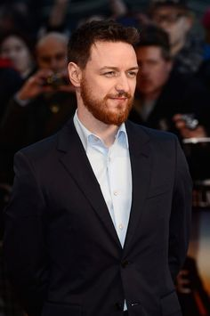 James McAvoy on the red carpet for TRANCE in London on March 19, 2013. Film open in UK on 3/27 and in the US on 4/5.